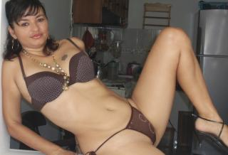 Picture of the sexy profile of CelesteDoll, for a very hot webcam live show !