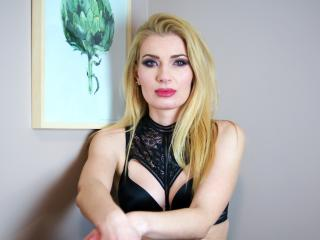 Photo de profil sexy du modèle LoveSophieX, pour un live show webcam très hot !
