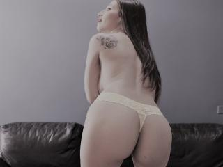 Picture of the sexy profile of DolceLatina, for a very hot webcam live show !