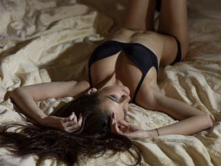 Sexet profilfoto af model SpaceDiva, til meget hot live show webcam!