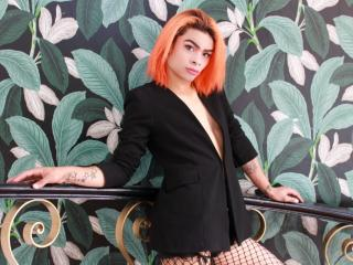StephanieStar - Chat live porn with a shaved private part Transgender