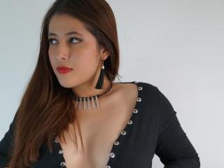 Photo de profil sexy du modèle BarbaraLovely, pour un live show webcam très hot !