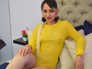 AbbyBlake - Live x with this latin Hard girl