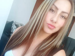 Sexet profilfoto af model AliceDeville, til meget hot live show webcam!