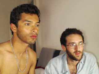 Picture of the sexy profile of LorenzoAndPedro, for a very hot webcam live show !