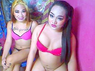 Sexy Profilfoto des Models TSNonstopCumsHotDuos, für eine sehr heiße Liveshow per Webcam!
