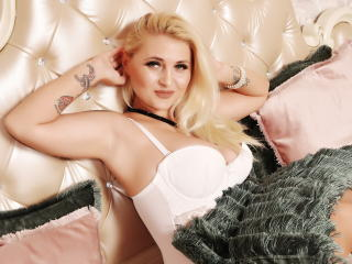 Sexet profilfoto af model StacySensual, til meget hot live show webcam!