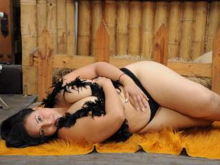 Photo de profil sexy du modèle PrettySharonXX, pour un live show webcam très hot !