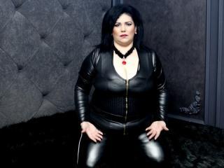 Sexy profilbilde av modellen  UrBustySub, for et veldig hett live webcam-show!