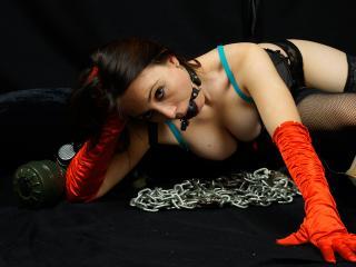 Sexy Profilfoto des Models SpicyBeauty, für eine sehr heiße Liveshow per Webcam!