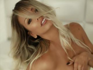Sexy Profilfoto des Models Attenea, für eine sehr heiße Liveshow per Webcam!