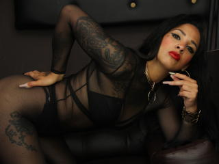 Picture of the sexy profile of PervertDoll, for a very hot webcam live show !