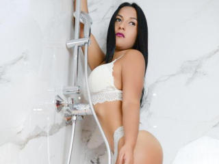 Photo de profil sexy du modèle MariajoseBrok, pour un live show webcam très hot !