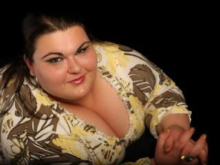 Picture of the sexy profile of BbwGOLD, for a very hot webcam live show !