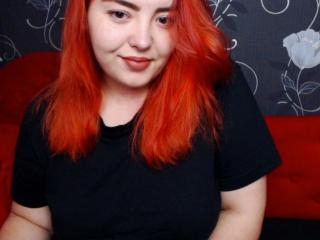 Photo de profil sexy du modèle TheQueenAss, pour un live show webcam très hot !