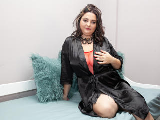 Sexet profilfoto af model LollyLa, til meget hot live show webcam!