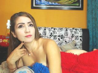 SexyAngieForU - Webcam live x with a average constitution Lady