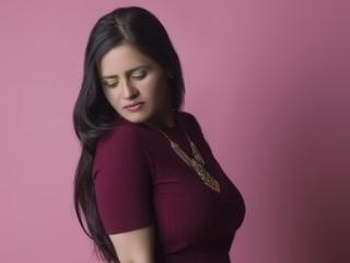 Velmi sexy fotografie sexy profilu modelky PandoraLove pro live show s webovou kamerou!