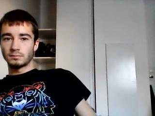 Photo de profil sexy du modèle HotRodrigo, pour un live show webcam très hot !