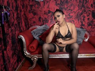 Sexy profilbilde av modellen  NicolFetish, for et veldig hett live webcam-show!