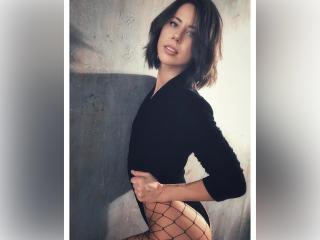 Foto del profilo sexy della modella LaNotte, per uno show live webcam molto piccante!