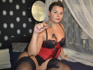 Picture of the sexy profile of BadHotGirl, for a very hot webcam live show !