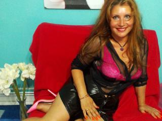 MagieBlanche - Show live porn with this shaved genital area Horny lady