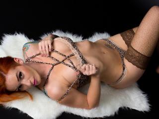 Sexet profilfoto af model JessicaHotStar, til meget hot live show webcam!