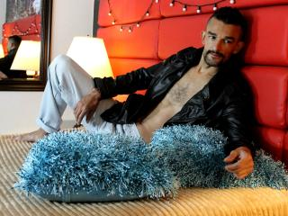AdrianBigDick - Chat live hard with this flocculent private part Male couple