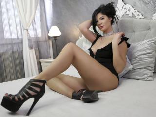 Sexet profilfoto af model JesseJanye, til meget hot live show webcam!