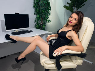 Photo de profil sexy du modèle KammyJoe, pour un live show webcam très hot !