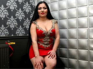 Sexy profilbilde av modellen  CurvaceousFetish, for et veldig hett live webcam-show!
