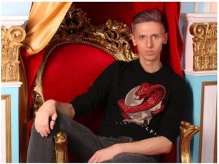 Foto de perfil sexi, da modelo SweetDaniels, para um live show webcam muito quente!