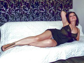 Photo de profil sexy du modèle ArissaHayat, pour un live show webcam très hot !