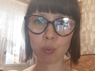 Seksikäs profiilivalokuva SweetyOgirl kuumaa webcam live show'ta varten!