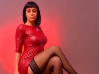 Фото секси-профайла модели DemandingEve, веб-камера которой снимает очень горячие шоу в режиме реального времени!