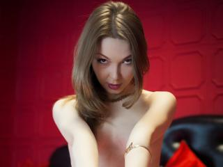 Photo de profil sexy du modèle MistressAntonia, pour un live show webcam très hot !