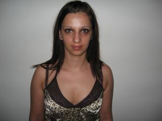 Picture of the sexy profile of CorineTS, for a very hot webcam live show !