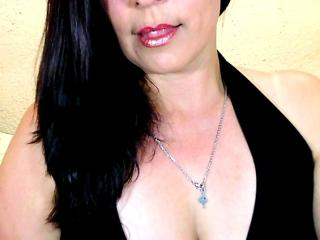 Sexet profilfoto af model StarSexy, til meget hot live show webcam!