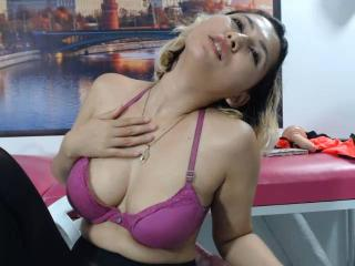 Photo de profil sexy du modèle SexyLilith69, pour un live show webcam très hot !